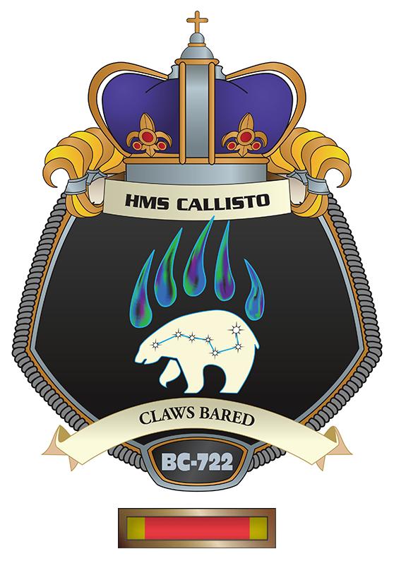 """HMS Callisto: """"Claws Bared"""": BC-722"""