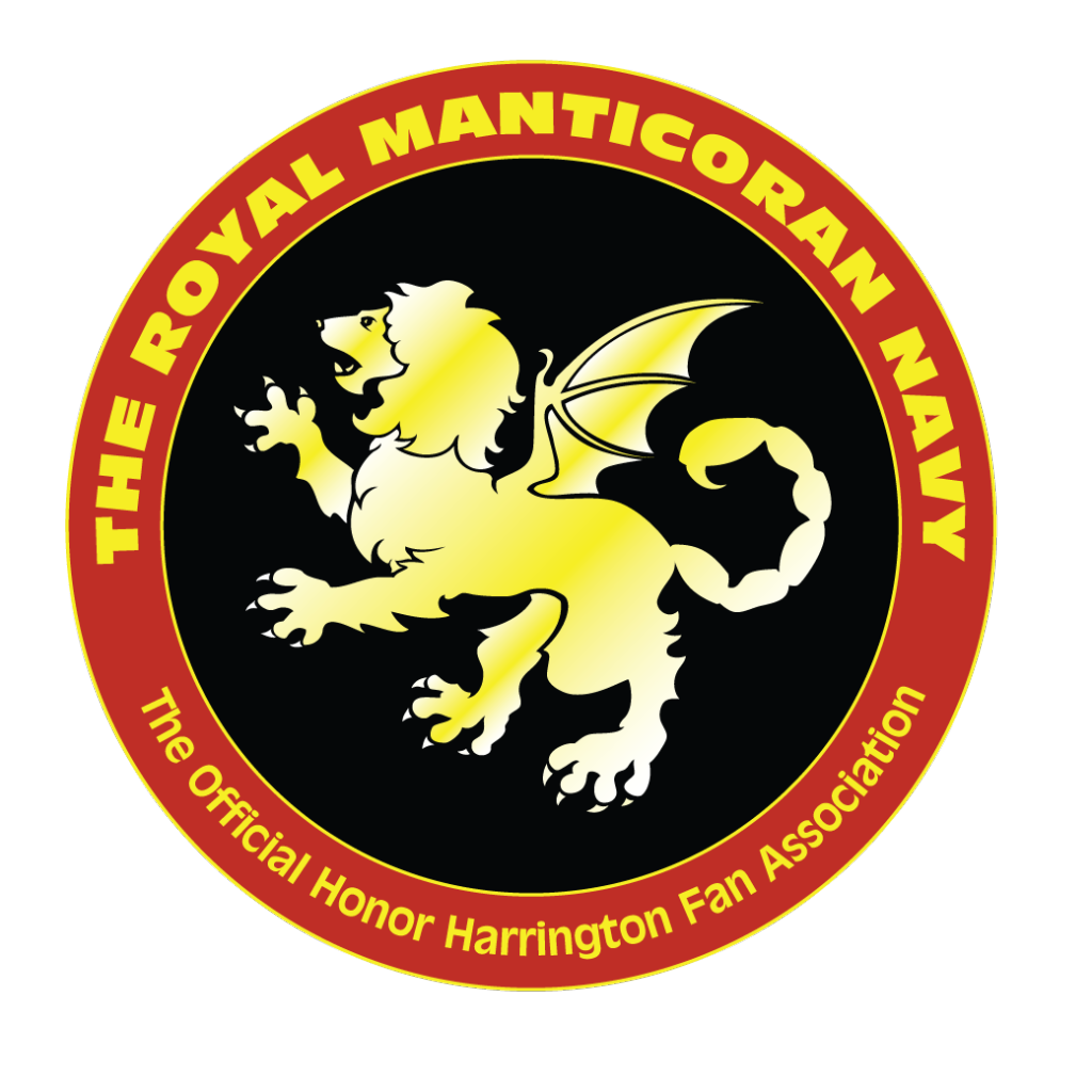 THE ROYAL MANTICORAN NAVY: The Official Honor Harrington Fan Association